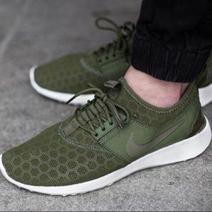 ‼️RARE‼️Womens Nike Olive Green Juvenate Sneakers
